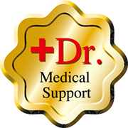 Dr.サポートロゴ